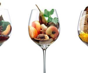 ¿Cuál es la manera de reconocer los aromas del vino?