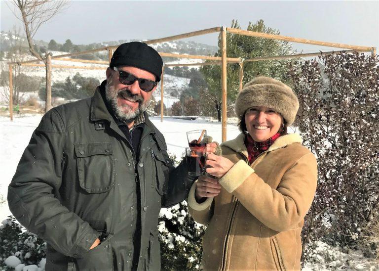 Angela Pina y José Andrés Prieto, co-fundadores de Alto de Inazares